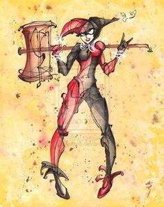 Harley by SaraRichard.deviantart.com