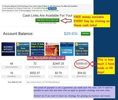 #workfromhome Day 98 total earned $3059.63 Made $75.33 since yesterday. Free to join! Use it to promote your websites, earn money or both! For more info or if you would like to join simply message me or sign up via this link - IT'S FREE so no risk! Earn from day 1 - www.mmgtm.moonfruit.com