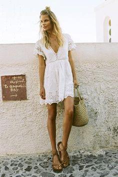 Magnolia Mini Dress   Spell & the Gypsy Collective