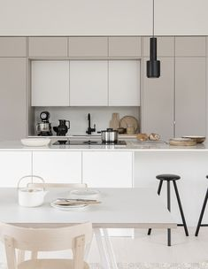 Kitchen Room Design, Kitchen Layout, Home Decor Kitchen, Interior Design Kitchen, Kitchen Furniture, Home Kitchens, Kitchen Designs, Small Kitchens, Eclectic Kitchen