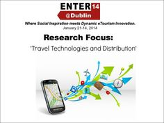 Enter14 @Katie Walsh: Where Social Inspiration meets Dynamic eTourism Innovation. January 21-24