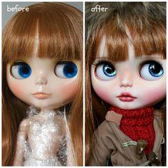 Hey, j'ai trouvé ce super article sur Etsy, chez https://www.etsy.com/fr/listing/263072215/custom-service-for-blythe-doll-by