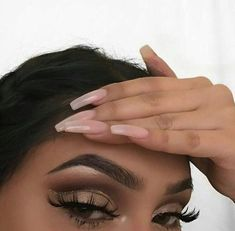 Pin by angela luna on makeup ideas beauty make up, eye make Makeup Goals, Makeup Inspo, Makeup Inspiration, Makeup Tips, Makeup Ideas, Makeup Hacks, Makeup Style, Makeup Geek, Makeup Designs