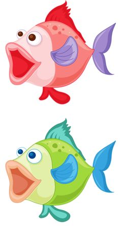 View album on Yandex. Cartoon Fish, Cartoon Butterfly, Baby Applique, Fish Quilt, Water Animals, Pet Rocks, Colorful Fish, Tropical Fish, Ocean Creatures