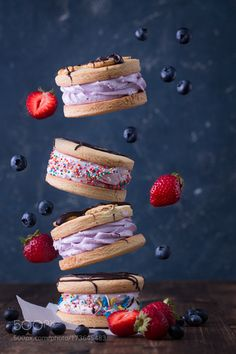 Dessert Levitation by alena_gudz