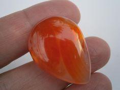 Ring,Orangensorbet,apricot,orange,Achat von kunstpause auf DaWanda.com