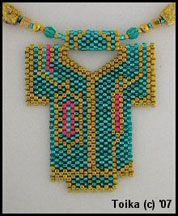 Kimono 5 Pendant by Toika Bridges