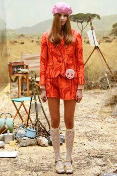Orla Kiely Spring/Summer 2014 Ready-To-Wear