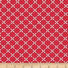 Moda+Summerfest+Tank+Top+Fruit+Punch from @fabricdotcom  Designed+by+April+Rosenthal+for+Moda,+this+cotton+print+fabric+is+perfect+for+quilting,+apparel+and+home+decor+accents.+Colors+include+red+and+white.+