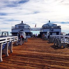MALIBU PIER by @passport_diaries.