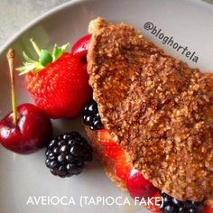 Já conhece a tapioca fake ou aveioca? O @bloghortela tem várias receitas - doces e salgadas - desta delícia fit que é muito mais saudável que a tapioca tradicional.  Tem até vídeo ensinando a fazer! No IG do @bloghortela você encontra essas e centenas de outras receitas práticas saudáveis e saborosas. Sigo e recomendo: @bloghortela #fitness #fit #comidadeverdade #receita #receitafit #funcional #aveioca #saude #tapioca #cafedamanhafit #cafedamanha #saude by fitcomreceitas…