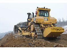 Cat   D11T/D11T CD Track-Type Tractor   Caterpillar