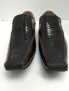 Unique Snake Skin Men Leather Shoes Fashion Moccasins Italian Tassel Business Male Dress Footwear Brogue Oxford Shoes For Men 50% OFF Formal Shoes Shoes
