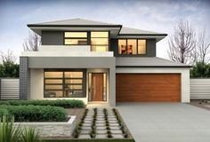 Clarendon Home Designs: Como 30 Axis Facade. Visit www.localbuilders.com.au/builders_victoria.htm to find your ideal home design in Victoria
