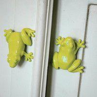 Frosch-Griffe