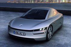 XL1 Volkswagen Concept Car