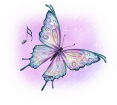 "Imagenes De Mariposas Brillantes | Resultados — "" Mariposas Brillantes "" Dragonfly Clipart, Rock Clock, Butterfly Art, My Face Book, Beautiful Butterflies, Painted Rocks, Free Images, Watercolor Tattoo, Arts And Crafts"