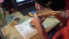 Tutorial - Painting a Bracer