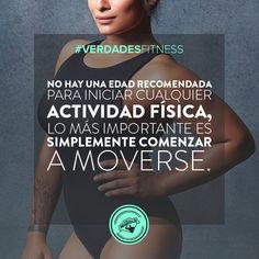 La edad es solo un número. A cualquier edad puedes comenzar a hacer ejercicio. #ejercicio #training #entrenamiento #gym #fit #fitness #bodybuilding
