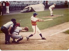 Ron Paul was the first and only person to ever hit a home run on the congressional baseball team.