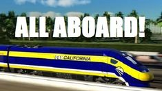 b37ad2172381de California High-Speed Rail Authority Begins Looking For High-Speed Rail  Operator For Central