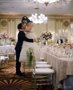 Celebrate your momentous day at the premier venue in town, The Pacific Ballroom.