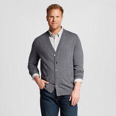 Men's Big & Tall Cardigan - Merona, Size: