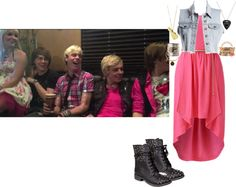 """If I Were In R5 113"" by jordybell ❤ liked on Polyvore"