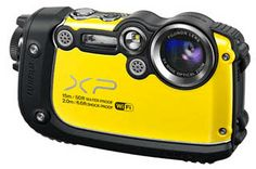 Fujifilm Waterproof Camera!