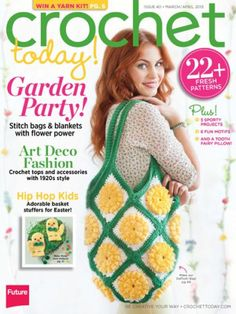 March/April 2013 | crochet today
