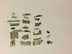 24 Pieces Inner Small Part Metal Fastening&Brackets for iPhone 6 Plus Iphone 6, Photo Wall, Metal, Photograph, Metals