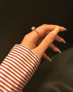 Want some ideas for wedding nail polish designs? This article is a collection of our favorite nail polish designs for your special day. Long Nail Designs, Simple Nail Art Designs, Gel Nail Designs, Cute Nail Designs, Nails Design, Short Nails, Long Nails, Trendy Nails, Cute Nails