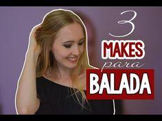 3 Opções de Make pra BALADA! (Rápidas)
