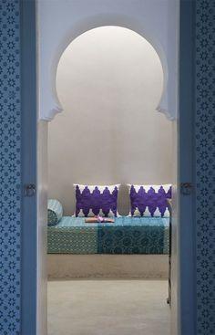 A Light-Filled Riad In Marrakech - AphroChic | Modern Global Interior DecoratingAphroChic | Modern Global Interior Decorating