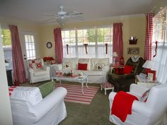 The Sunny Side of the Sun Porch: Christmas House 2014