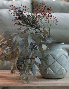 Inred med pasteller och få en naturnära julkänsla | Leva & bo