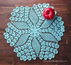 Blue light turquoise round crochet doily Lace openwork napkin Cotton retro home decor Crochet flower mandala Vintage style napperon crochet Style: classical, Vintage Color: Blue light turquoise Occasion: mothers day, new year, christmas, birthday, easter Materials: 100% cotton Thread Crochet, Crochet Doilies, Crochet Flowers, Light Turquoise, Light Blue, Flower Mandala, Crochet Style, Retro Home Decor, Vintage Colors