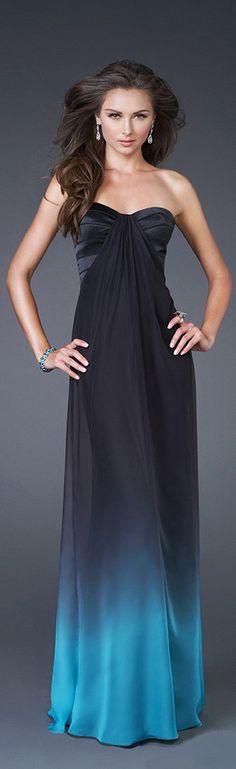 La Femme 15928 Dress