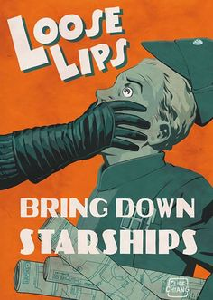 Star Wars propaganda poster so great! combines my star wars love with my WWII-era history buffness Jasper Johns, Roy Lichtenstein, Posters Geek, Gaming Posters, Safety Posters, Retro Posters, Tour Posters, Retro Ads, Film Posters