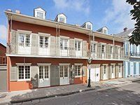For fun: See Where Top Chef New Orleans Contestants Shacked Up - Top Chef Housing - Curbed NOLA . Bourbon Street, 1830s rowhouse. French Quarter. New Orleans. LA