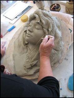 ženský obličej nádhera