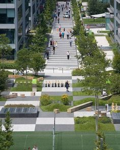 Magnificent Landscape Architecture Across The World (Part Magnificent influencers in landscape architecture. innate a landscape enthusiast, likelihood is youre acquainted later than the names substitutable bearing in mind landscape style greatness. Landscape And Urbanism, Park Landscape, Landscape Architecture Design, Landscape Plans, Urban Landscape, Classical Architecture, Ancient Architecture, Sustainable Architecture, Sidewalk Landscaping