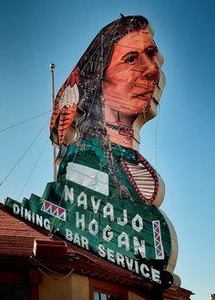 The Navajo Hogan by Pete Zarria, via Flickr