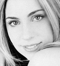 It's Stefani Germanotta, of course.... better known as Lady Gaga