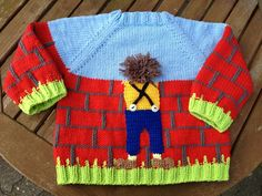 Baby Knitting Patterns Sweter This Pin was discovered by Mar Baby Knitting Patterns, Crochet Baby Sweater Pattern, Baby Booties Knitting Pattern, Baby Patterns, Knit Crochet, Crochet For Boys, Knitting For Kids, Hand Knitting, Girls Sweaters