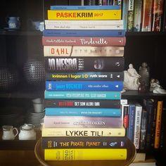 Nytt i hylla denne uken  #bokhylle #bøker #bookstagram #bookishgirl #boktips #lesehest