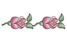 Sketched Roses 2, 7 - 4x4 | What's New | Machine Embroidery Designs | SWAKembroidery.com Ace Points Embroidery