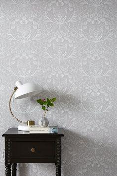 Tapeter i forskellige farver og mønstre - Shop online Ellos.dk