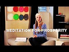 Gabrielle Bernstein: A Meditation For Prosperity