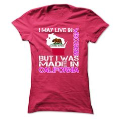 (Tshirt Top Order) I May Live in Wisconsin But I Was Made in California  Teeshirt of year  I May Live in Wisconsin But I Was Made in California. If you are a girl who was born in California and live in Wisconsin! These T-Shirts and Hoodies are perfect for you! Get yours now and wear it proud!  Tshirt Guys Lady Hodie  SHARE and Get Discount Today Order now before we SELL OUT Today  #tshirt #pinteres #Tshirtamerican #Tshirtjob #Tshirtnam
